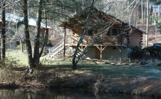 Cabin Amp Cottage Rentals At Mountain Joy Cottages In Maggie