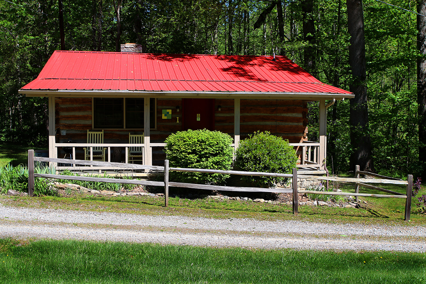 log rent motorcycle sale resort friendly valley pet creekwood summer cabins rentals cabin maggie at for village nc