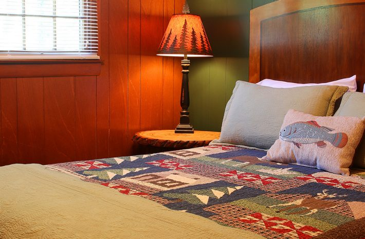 "Cabin 6 ""Bait & Tackle"" Room Image"