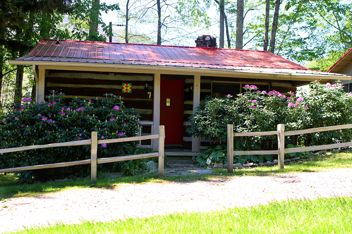 unit in cabin dsc rentals maggie valley cabins nc