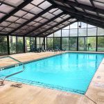 Mountain Joy Cottages Swimming Pool